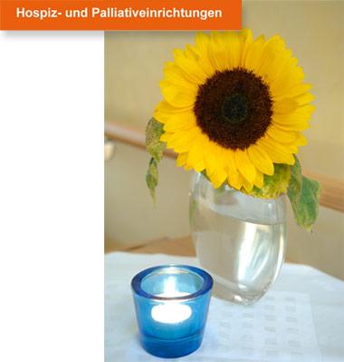 Hospiz- und Palliativeinrichtungen